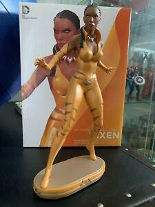 DC Comics Cover Girls Vixen Statue 762/5200