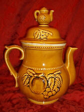 LARGE VINTAGE ROYAL SEALY TEA POT OR COFFEE POT COOKIE JAR