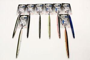 Savage Gear Sandeel Pencil 125mm 19g 8 Farben Mefo  Meerforelle NEW OVP