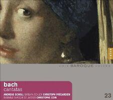 Christophe Coin, J.S. Bach - Cantatas with Cello [New CD]