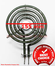 Electric Plug In Stove Coil Heating Element Parts 155mm Od Westinghouse Simpson