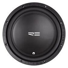 "New RE Audio REX12S4 V2 12"" 200W RMS 4-Ohm Car Subwoofer REX12v2 REXV2 12S4 Sub"