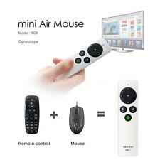 Measy RC9 Mini Gyroscope 2.4G Wireless Fly Air Mouse for PC Android TV Remote