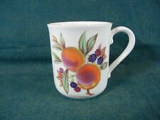 Royal Worcester Evesham Gold Peach & Blackberry Collector Mug(s)