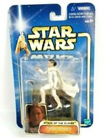STAR WARS ATTACK OF THE CLONES PADME AMIDALA DROID FACTORY CHASE