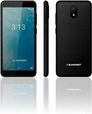 Blaupunkt SM02 Black Smartphone Handy Dual SIM Android bis max 64GB erweiterbar