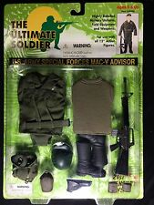 21st Century Toys The Ultimate Soldier US Army Special Forces Mac-v Advisor