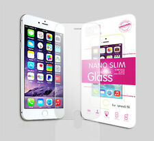 3 x PREMIUM TEMPERED GLASS for iPhone 4 Shield Slim Screen Protector Film NEW