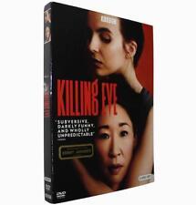 Killing Eve 2018 DVD Sealed TV Series Sandra Oh BBC