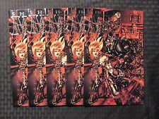 1995 SHOTGUN MARY #1 Commemorative Limited to 2000 LOT of 5 VF+ 8.5