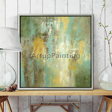 Hand Painted Original Oil Painting Modern Abstract Wall Art Pictures On Canvas