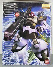 """Bandai 1/100 Mg """"Ms-09R Rick Dom Mobil Suit"""" Plastic Model Kit #074440"""