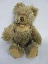 "Vintage German Steiff Soft Furry Blonde ""Zotty"" Teddy Bear ~ 13"""