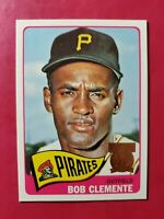 1998 Topps ROBERTO CLEMENTE (Pirates) #11 of 19 1965 Reprint #160 HOF ***MINT***