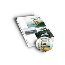 Airplane Flying CD eBook-Handbook - Flight Training Manual On CDROM