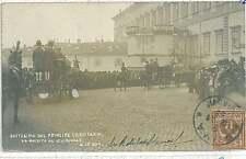CARTOLINA d'Epoca ROMA Città :  Reali - BATTESIMO 1904 ROYALTY