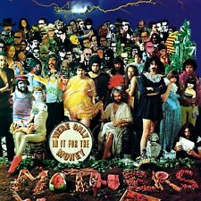 Frank Zappa WE'RE ONLY IN IT FOR THE MONEY 180g GATEFOLD Remastered NEW VINYL LP