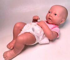 """Berenguer Newborn Girl  Lifelike Real Life Baby Doll 22-07 14"""" Vinyl 22-07"""