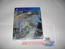 * New * Sealed * Final Fantasy XV 15: Deluxe Edition SteelBook PlayStation 4 ps4