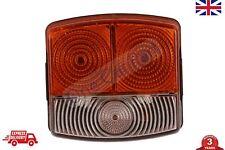 PAIR Front Side Light Lamp LENS CASE IH 585XL 685XL 785XL 885XL 844XL 895XL