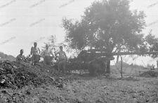 Russland-1942-Panzer-Artillerie-Regiment 16 (mot.)-6.Armee-Flak-Tarn-Geschütz-13