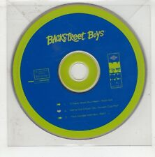 (GW848) Backstreet Boys, I'll Never Break Your Heart - CD