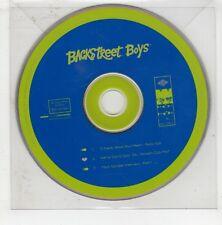 (GW848) Backstreet Boys, I'll Never Break Your Heart - CD
