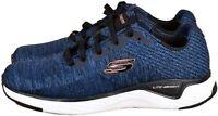 Skechers - Scarpe sportive da uomo, alla moda, per sport e fitness - 52758 NV...