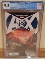 Avengers vs X-Men #5 CGC 9.8 1:100 Ryan Stegman Variant - ONLY 1 on EBAY!