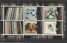 GB 2010 Classic Album Covers~Prestige Stamp Booklet Pane~3~ex DX48~MNH~UK Seller