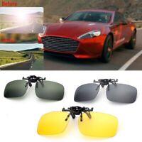 Clip de sol para gafas graduadas, Clip gafas de sol, Clip Sunglasses, abatibles