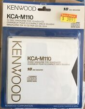 Kenwood Kca-M110 10 Disc Cd Changer Magazine