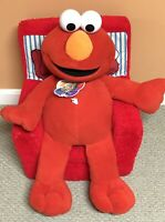 Large 35th Anniversary Sesame Street Elmo Plush Doll    *** LIMITED EDITION ***