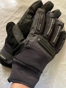 Carhartt  Winter Ballistic High Dexterity  Black A569 Discontinued Work Gloves L