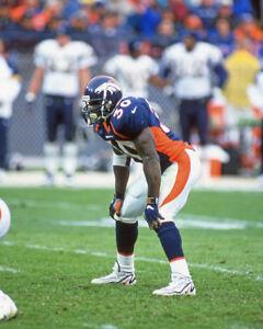 1998 Denver Broncos TERRELL DAVIS 8x10 Photo Glossy Print Football Poster