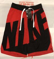 NIKE DRI FIT THROW BACK MENS BASKETBALL WOVEN SHORTS BRAND NEW WITH TAGS Small