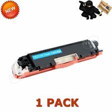 1PK CE311A Cyan Toner Cartridge For HP 126A LaserJet Pro MFP M175nw M275 CP1025
