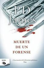 Muerte de un forense (Spanish Edition) (Serie Negra)-ExLibrary