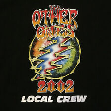 The Other Ones Local Crew Concert T-Shirt Xl Grateful Dead