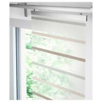 IKEA Schiebegardine 60x300 Gardine Raumteiler Vorhang Flächenvorhang+Halter
