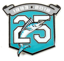 Marlins 25th Anniversary Pin - Limited Edition 500
