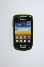 Samsung Galaxy Mini GT-S5570I - Schwarz Grün (Ohne Simlock) Smartphone