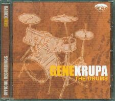 Gene Krupa – The Drums Official Recordings 1953/1958 Cd Perfetto