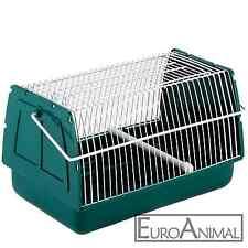 Transportbox Transportkäfig Kleintiere Vögel  Nager Hamster Mäuse 21x15x14cm