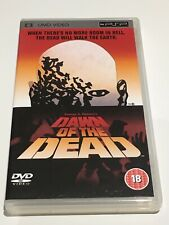 Dawn of the Dead UMD PSP Original 1978 Film UK PAL FREE SHIPPING WORLDWIDE!