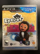 EyePet - Used PS3, PlayStation 3 Game