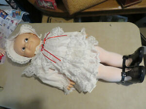 "Kewpie Cameo Dolls by Jesco Giant Large Doll 27"""