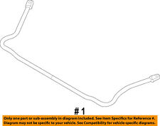 FORD OEM 14-16 F-450 Super Duty Stabilizer Sway Bar-Front-Bar 9C3Z5482B