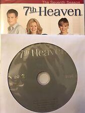 7th Heaven - Season 7, Disc 1 REPLACEMENT DISC (not full season)