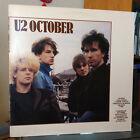 U2 October Vinyl Record Album LP